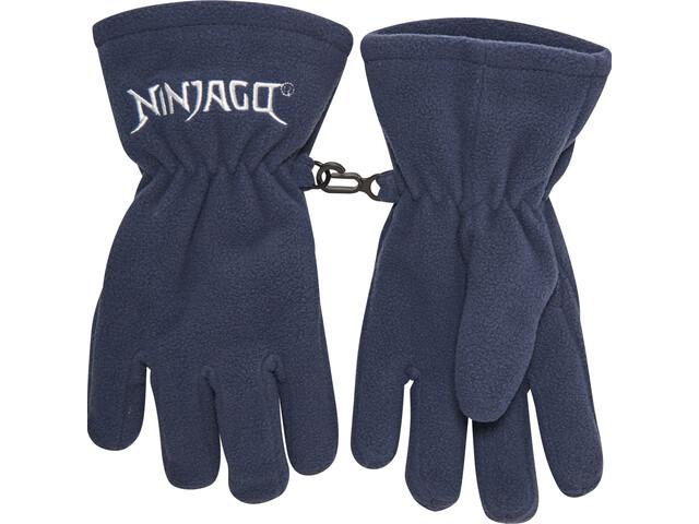 LEGO wear Ayan 720 Gloves Boy Dark Blue